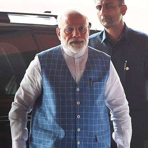 PM Narendra Modi reviews flood situation in Bihar