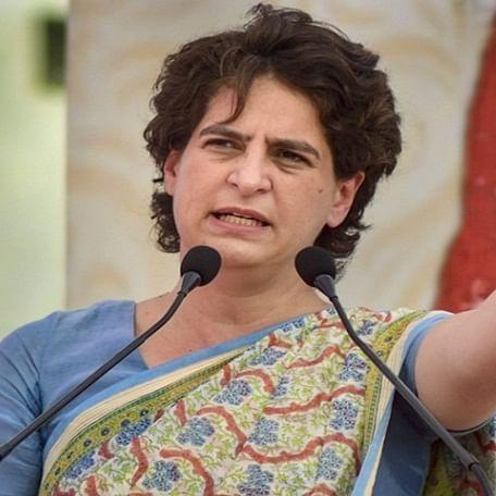 Amethi: Priyanka Gandhi Vadra visits kin of man who died in custody, says there's 'complete anarchy in state
