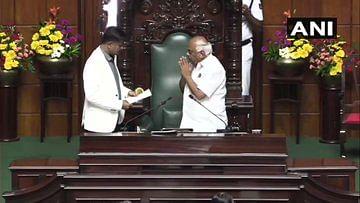 Karnataka Assembly Speaker K R Ramesh Kumar resigns