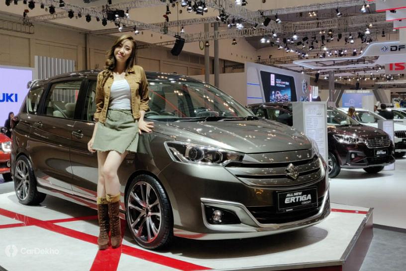 Maruti Suzuki Ertiga Sport MPV
