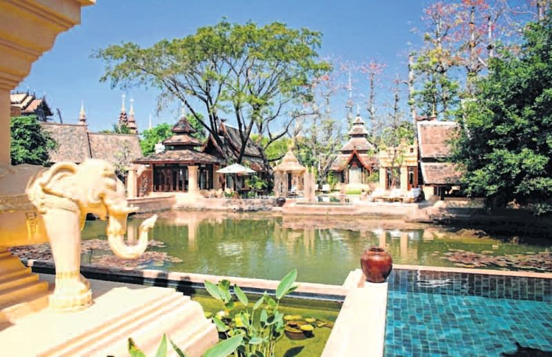 This Thai resort is perfect for a luxurious destination wedding