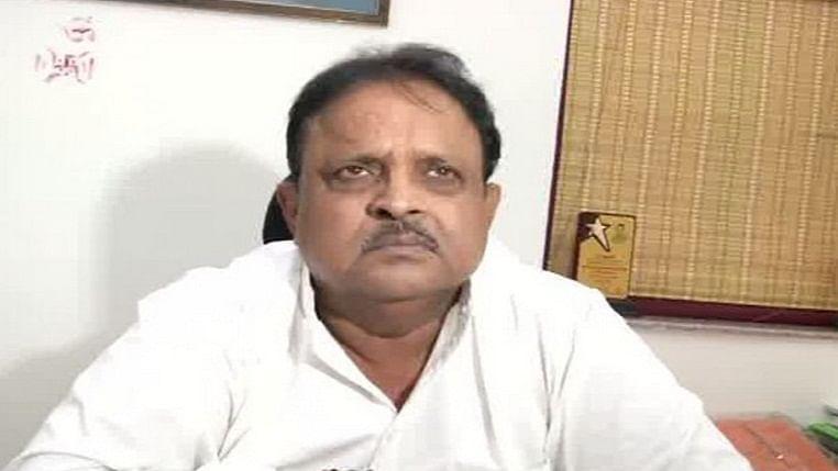 Health Minister Dr Raghu Sharma