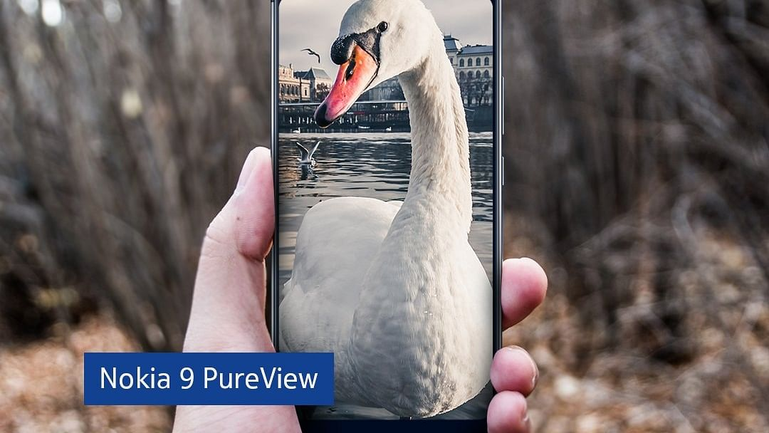 Nokia 9 PureView with penta-cam launched in India for Rs 49,999