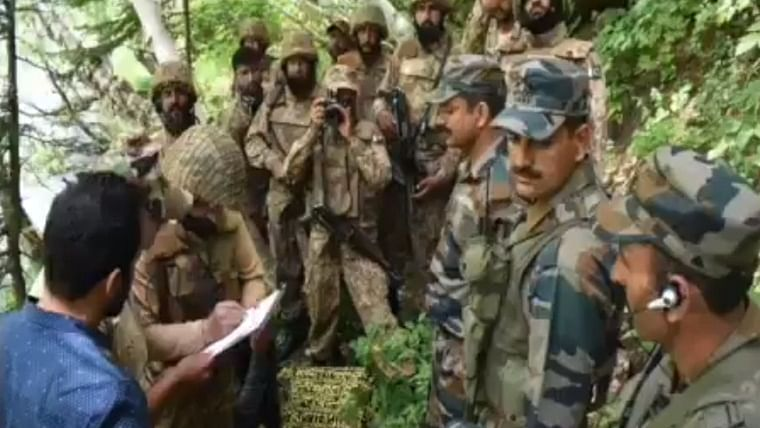 In touching gesture, Indian Army hands over 7-year-old boy's body, recovered from stream along LoC, to Pakistan