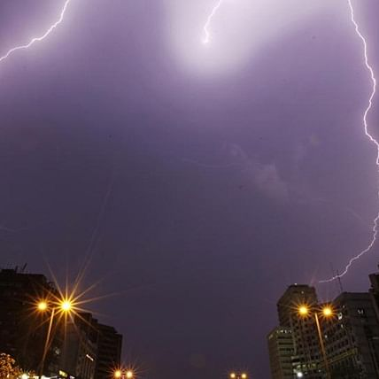 51 people killed, 9 injured in lightning strikes in Bihar, Jharkhand