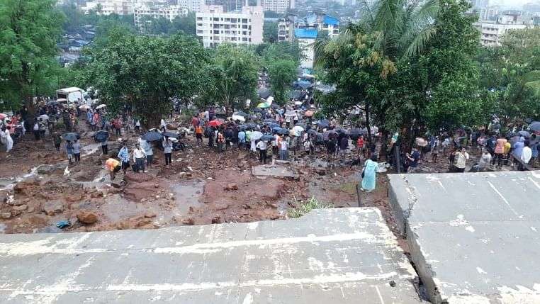 Mumbai wall collapse: 15-year-old girl trapped beneath debris dies