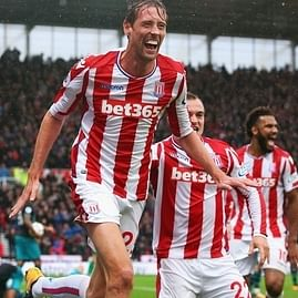 Former England striker Peter Crouch retires from football at 38