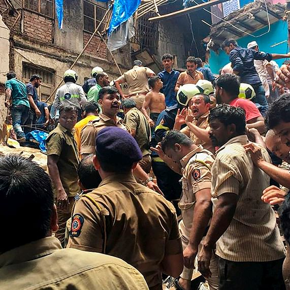 Before Dongri, 9 building collapse incidents and other deadly mishaps in Mumbai