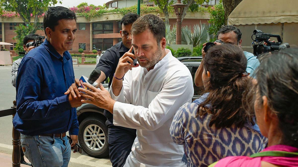 Rahul Gandhi to visit Amethi on Wednesday