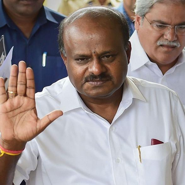 Karnataka Governor directs CM Kumaraswamy to prove majority today by 1:30 pm