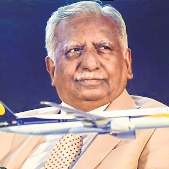 ED searches Jet Airways premises, Naresh Goyal's residence