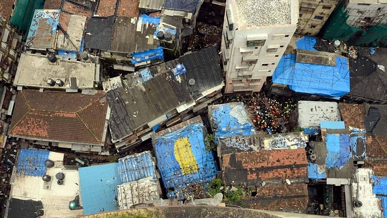 Mumbai building collapse: BJP MLA accuses underworld, gangsters of playing role in increasing illegal structures