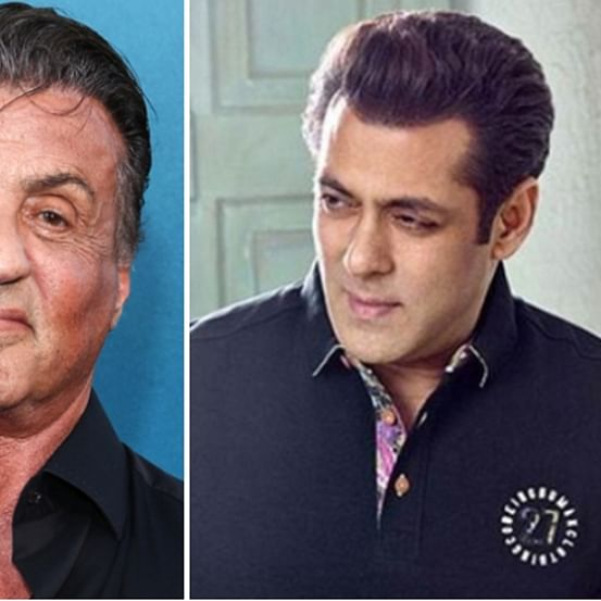Salman Khan appreciates specially-abled fan painting his portrait , Sylvester Stallone reacts