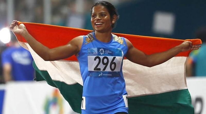 Dutee Chand wins 100m gold at World University Games