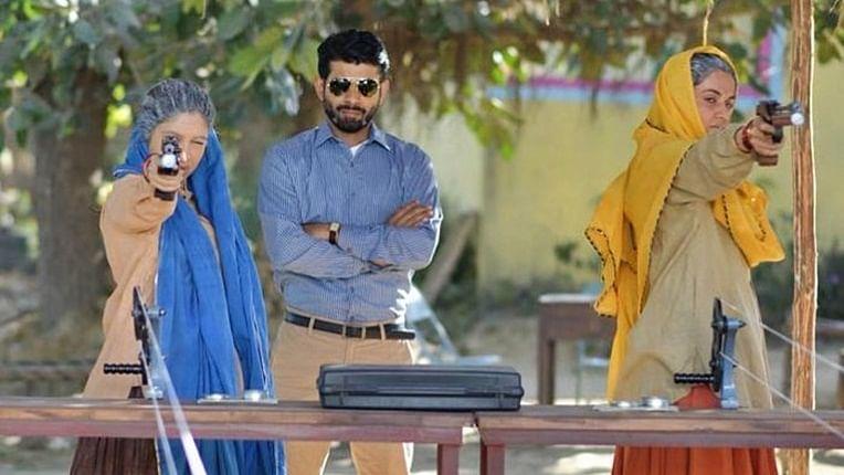 Bhumi Pednekar and Taapsee Pannu starre 'Saand Ki Aankh's teaser out