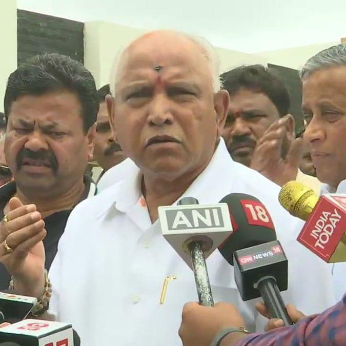 Crack develops in Karnataka BJP