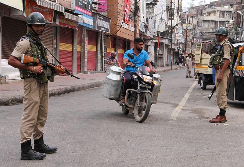 Jammu: Schools re-open after five days