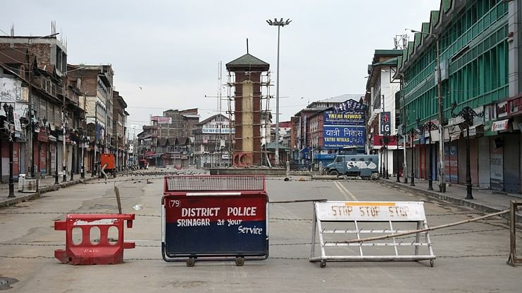 After scrapping of Article 370, Jammu and Kashmir to host investors meet on October 12 in Srinagar