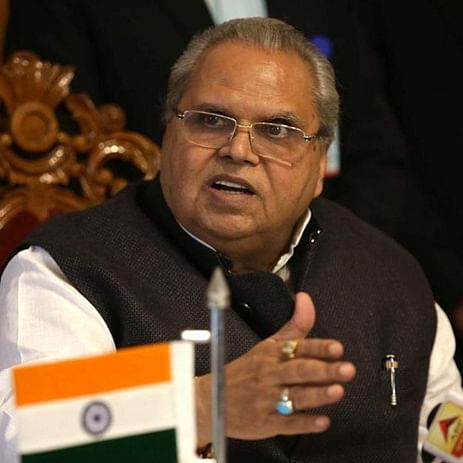 People of need not be worried about their identity after the steps taken by the Centre: J&K Governor Satya Pal Malik