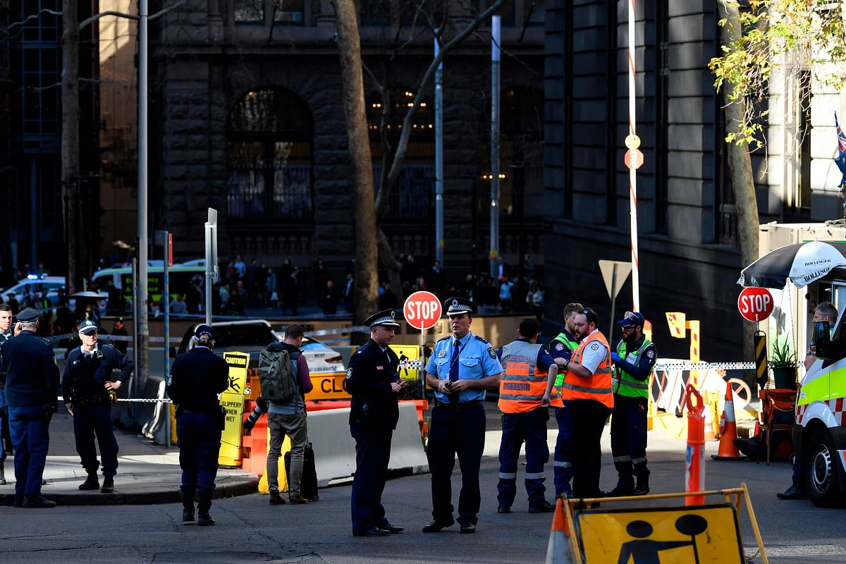 Woman killed, another injured as Sydney man goes on knife rampage