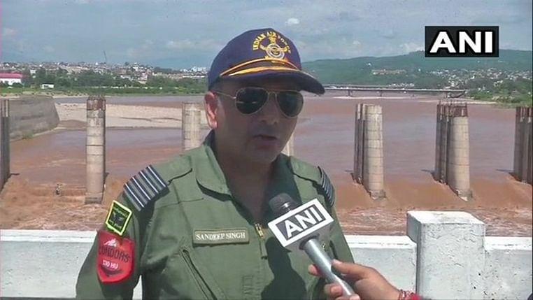 Sandeep Singh, IAF Chief Operations Officer