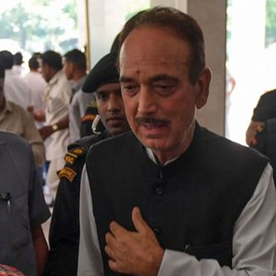 Ghulam Nabi Azad accuses NSA Doval of 'buying' support of J&K locals; apologise, says BJP