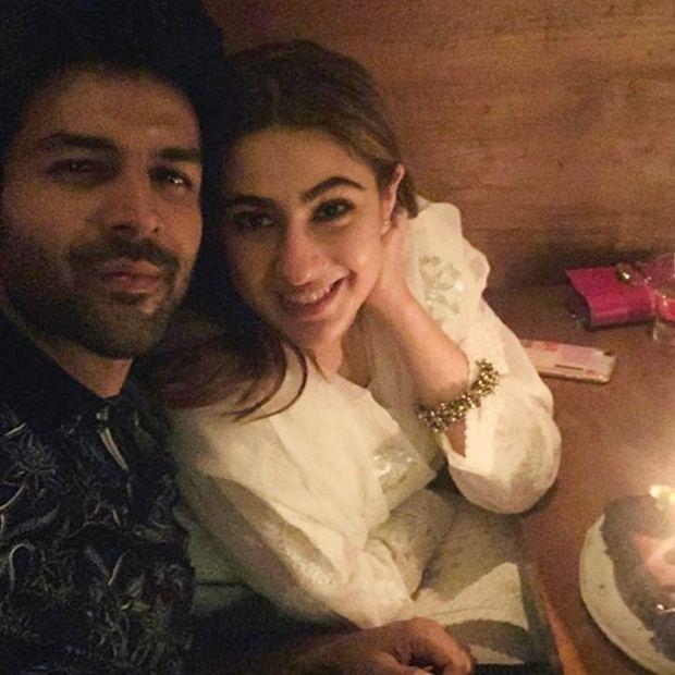 Did Kartik Aaryan make things official with his 'princess' Sara Ali Khan?