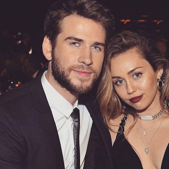 Liam Hemsworth finally addresses split with ex-wife Miley Cyrus
