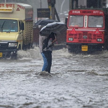 IMD predicts that Maharashtra to receive heavy to extremely heavy rainfall till August 8