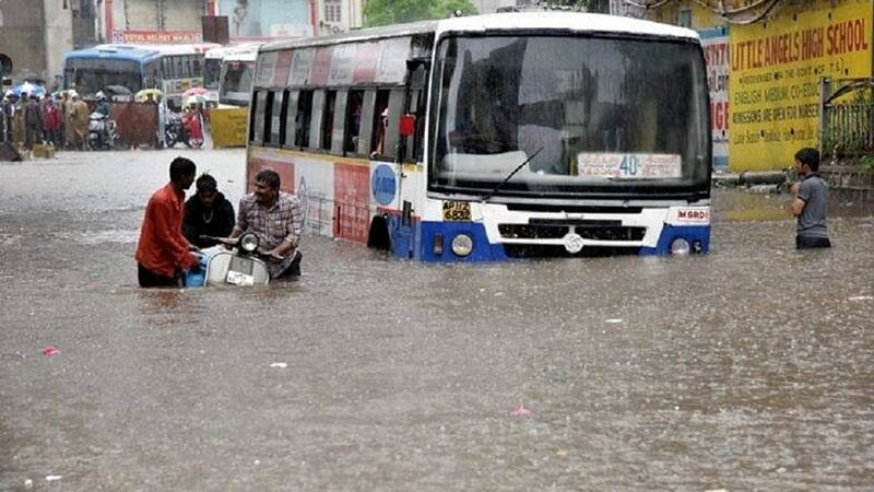 Karnataka floods: Bus services in certain routes cancelled over incessant rains