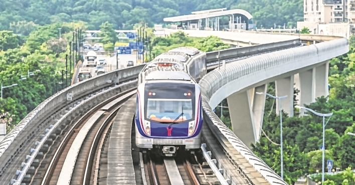 Bombay High court's question mark over elevated Metro