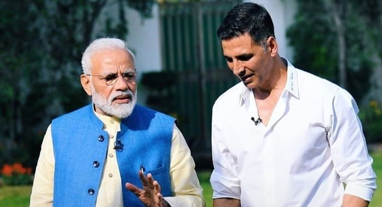 It's coincidental: Akshay Kumar on films reflecting government initiatives