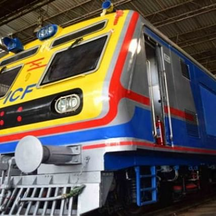 Mumbai: CR's first AC local train likely to run on Harbour line