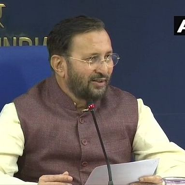 BJP Minister Prakash Javadekar confident of BJP winning over 62 seats in Jharkhand