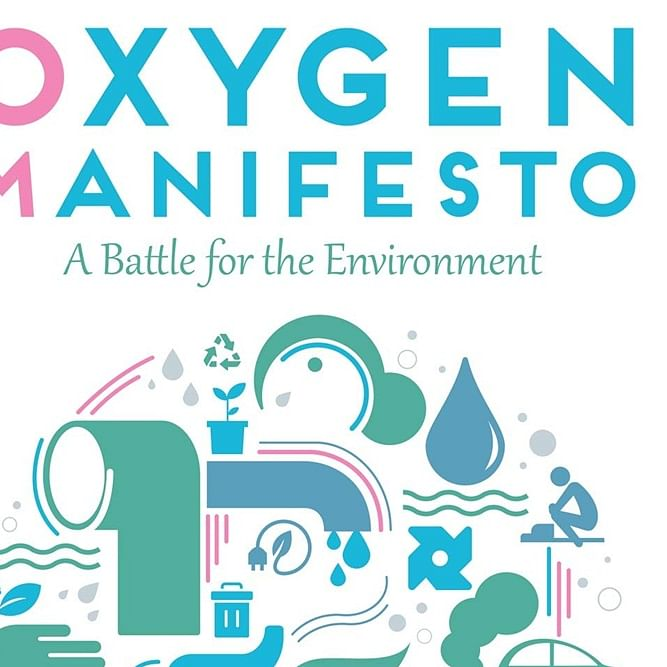 Oxygen Manifesto to Nirvana in Corporate Suit: 5 books that are just out