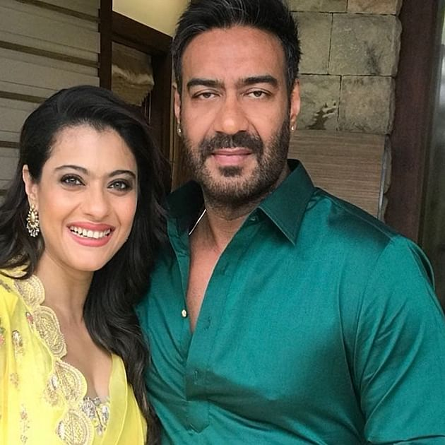 Don't need your beauty sleep: Ajay Devgn send Birthday wishes for wife Kajol in a hilarious way