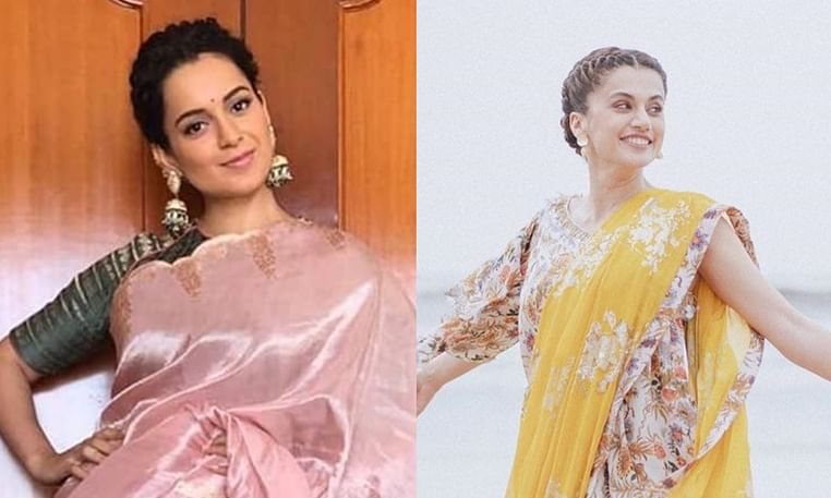 Taapsee Pannu says she won't apologise for an honest opinion on Kangana Ranaut