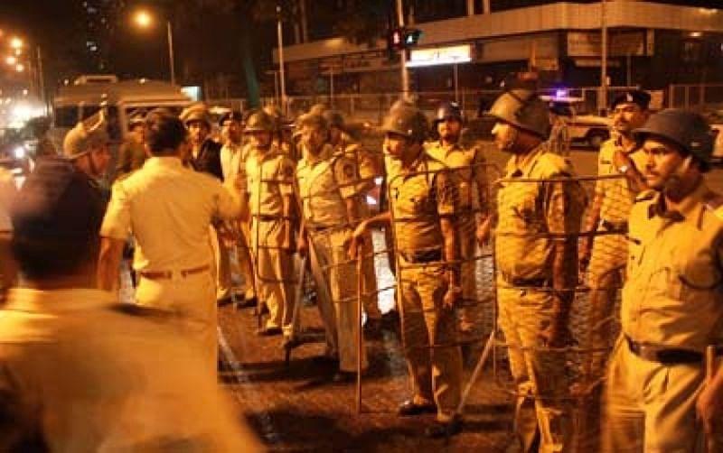 40,000 cops deployed in Mumbai