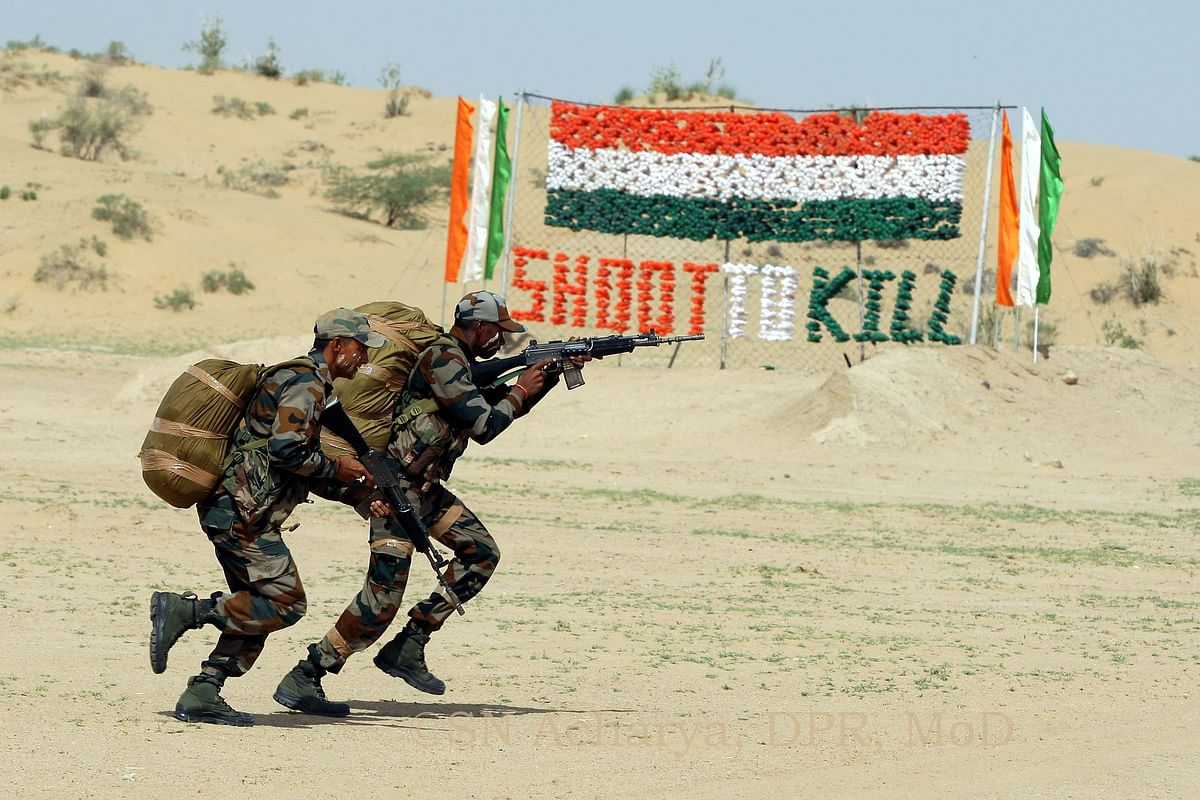 Indian Army triumphant at International Army Scout Masters competition