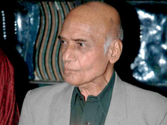 Veteran music composer Khayyam of 'Umrao Jaan' fame passes away at 92