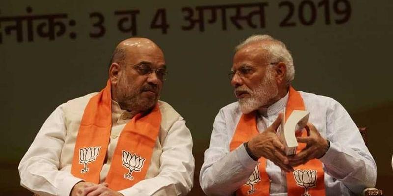 Hindutva agenda in top gear