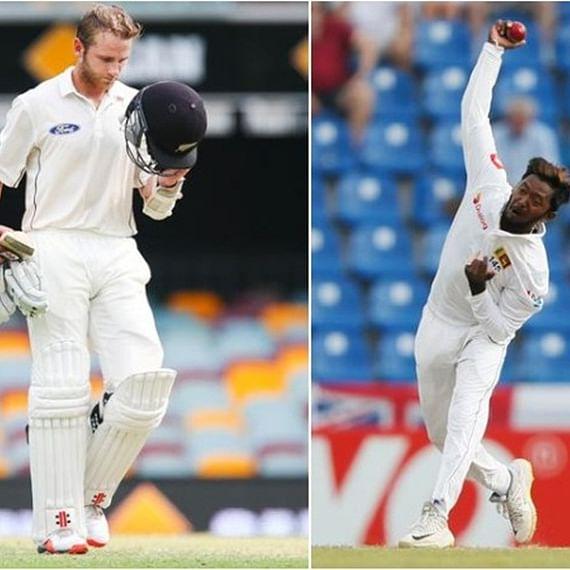 Akila Dananjaya, Kane Williamson reported for suspect bowling action