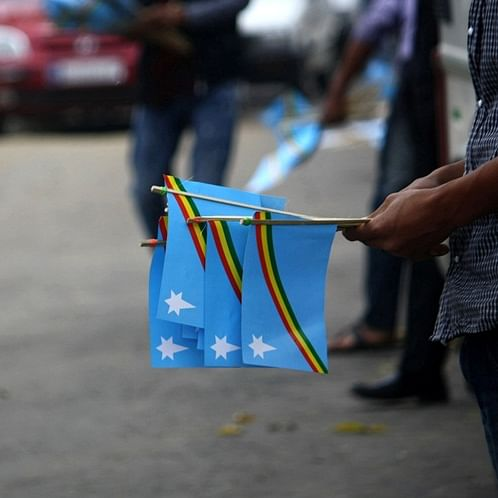 Nagaland government pulls up Naga Students' Federation for hoisting 'Naga national flag' on August 14