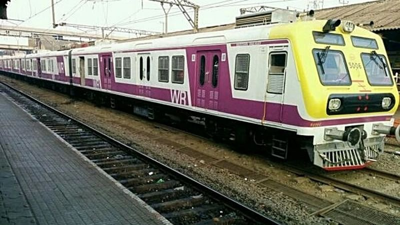 Major midnight WR block at Andheri station on August 25