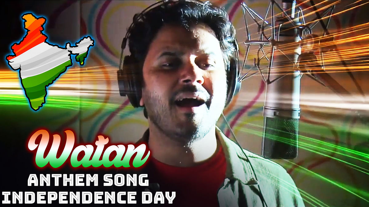 Watan - Independence Day Anthem: Javadekar Releases Patriotic Song