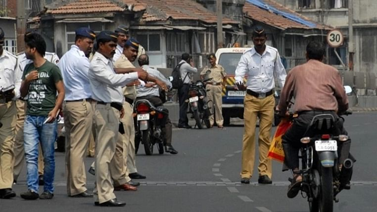 Mumbai police hits record high in traffic penalties