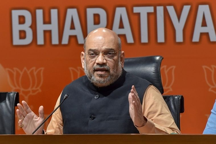 Amit Shah appoints election-in-charge in BJP's poll bound states