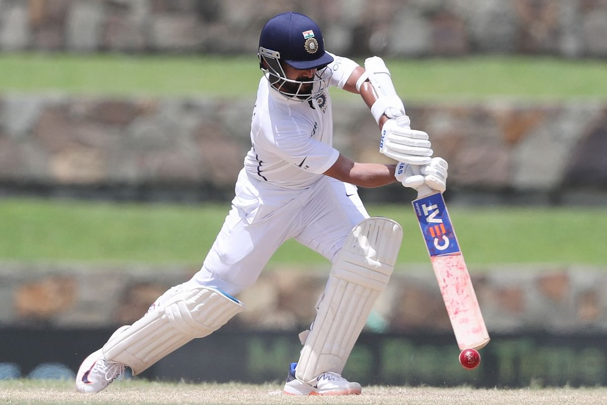 Vice-captain Ajinkya Rahane feels really special on scoring ton