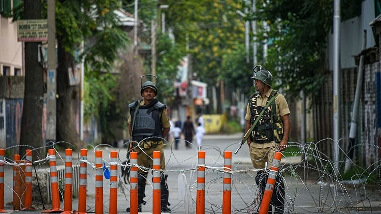 'Localised incidents' in Kashmir ahead of I Day, restrictions will continue for a while, say officials
