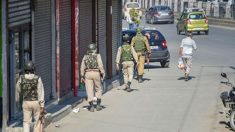 Mobile internet services suspended in Jammu, Section 144 imposed